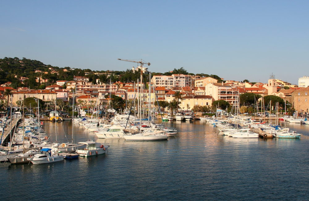 Port de Ste Maxime