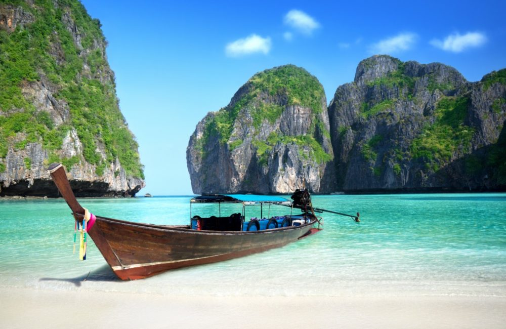 thailande Phi Phi island Maya bayandaman Fotolia Iakov Kalinin